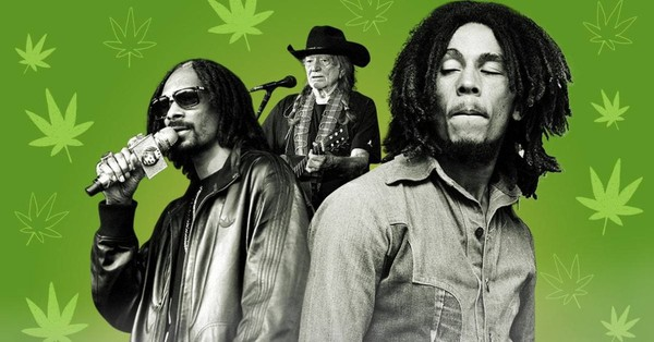 Rolling Stone - 20 of the greatest weed-themed songs of all time.