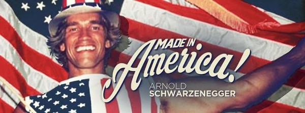 STAR PEOPLE CROWN: ARNOLD SCHWARZENEGER