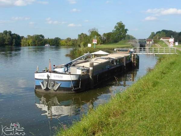La petite Saône de Corre a Auxonne | Kairos Peniche