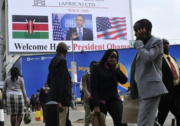 Kenya: l'étouffante sécurité autour de la visite de Barack Obama