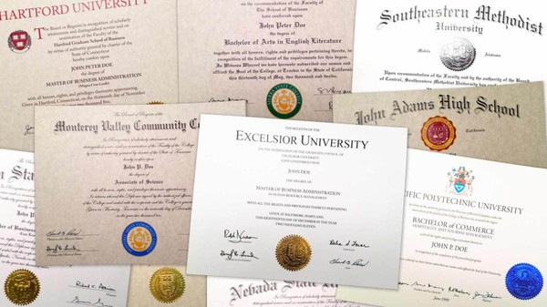 What are the Benefits of acquiring Fake College Certificates Online?