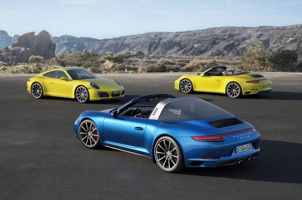 Porsche reveals its sales for May in USA