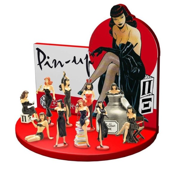 Pixi Pin Up Berthet | eBay