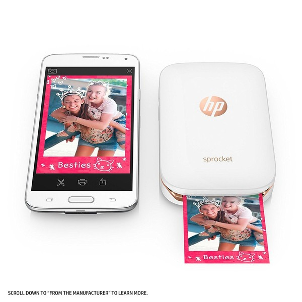 Top 5 Best Mini Portable Mobile Photo Printer For iPhone and iPad
