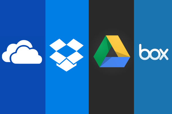 Dropbox Alternatives: Top 5 Best Cloud Storage Services 2017