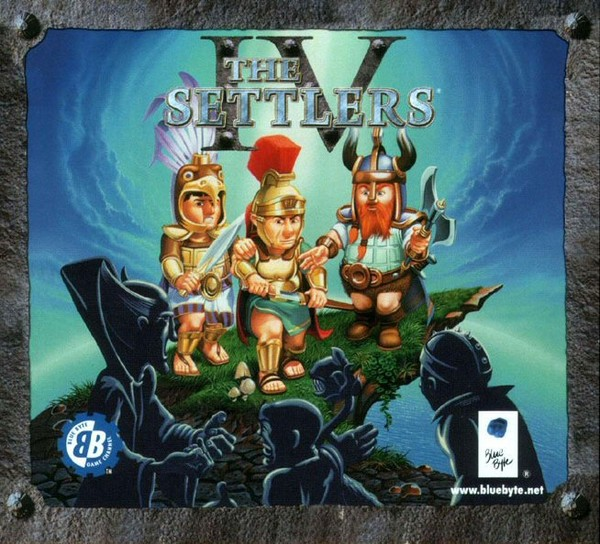 [RT] The Settlers IV - 2001 - PC