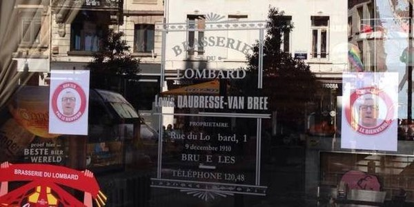 Bruxelles : Intimidations après l'apparition d'affiches 'Mayeur, pas le bienvenu' ?