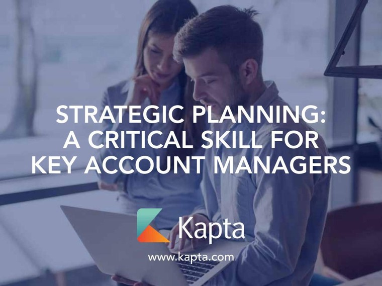 Strategic Planning for Account Managers