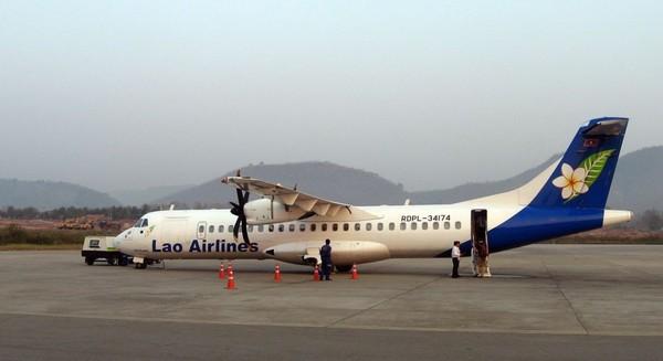 Laos: 44 personnes tuées lors du crash d'un avion Lao Airlines - RTBF Societe