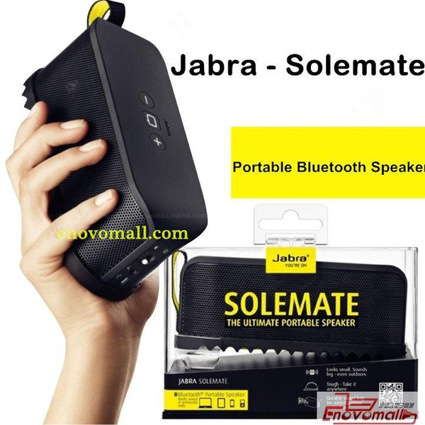 New Sports Jabra Solemate Bluetooth Portable Wireless Speaker subwoofer Home Audio System with Stereo Sound_Electronic Gadgets_Electronics_Wholesale - Buy China Electronics Wholesale Products from enovobiz.com