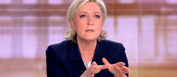 Coignard -Le naufrage Marine Le Pen