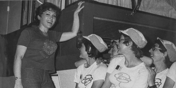 Mort de Rika Zaraï: en 1988, le bain de foule de la chanteuse à Bordeaux