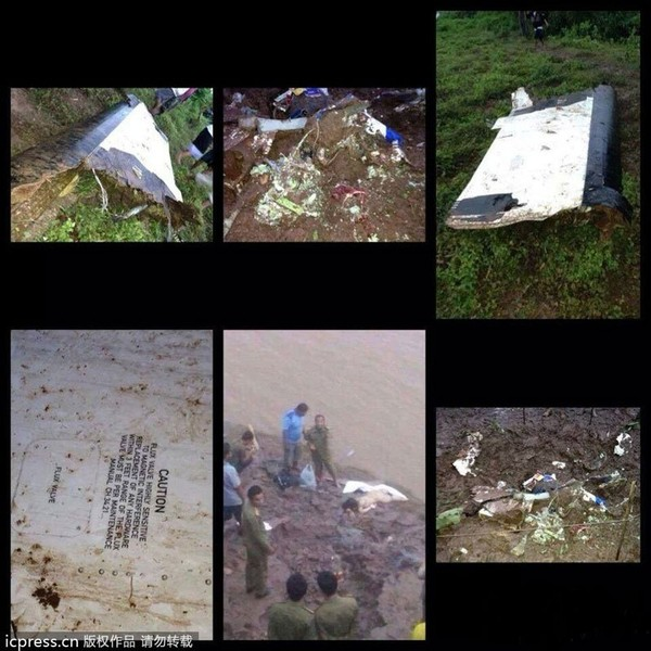 Lao Airline : Les secours ont commencé à trouver des corps
