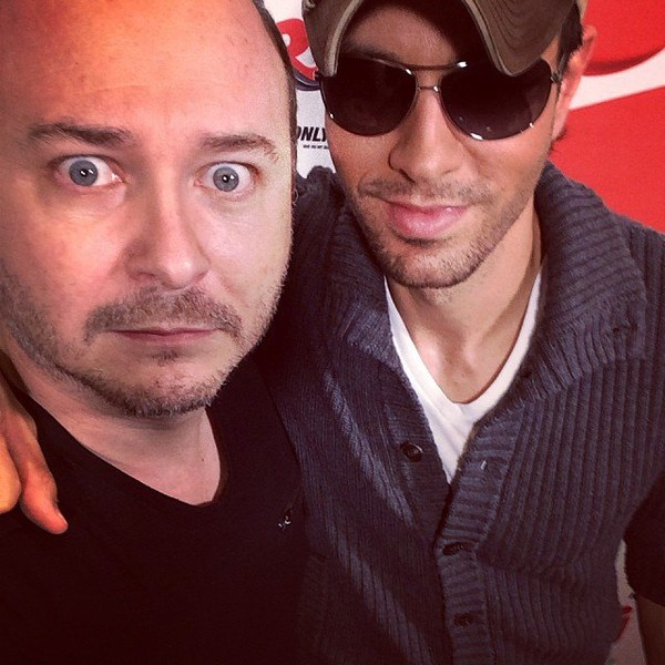 .@cauetofficiel | Hey mister iglesias !!! And me !! | Webstagram