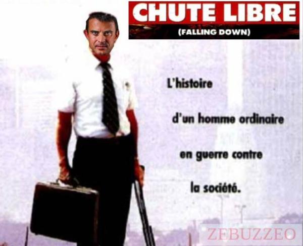 Manuel Valls Chute Plus vite Dans l'Opinion Que Ayrault en 2012 ou Fillon En 2007 | ZEBUZZEO