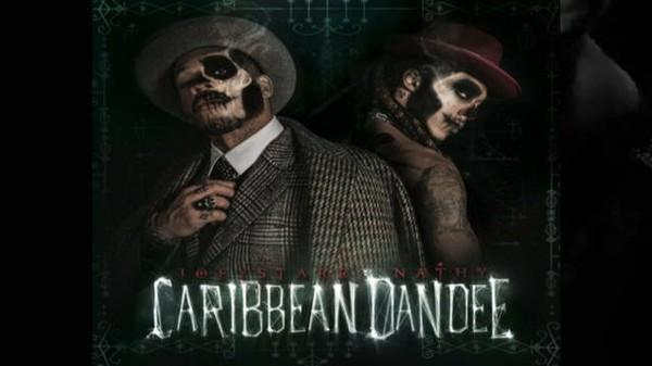 """Caribbean Dandee"": Joey Starr de retour avec Nathy"
