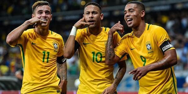 Brasil Favorit Juara Piala Dunia 2018 Sebut Loew | Piala Dunia 2018 |
