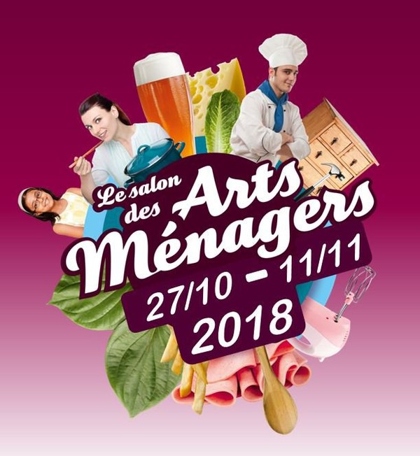 Salon des Arts Ménagers | Charleroi Expo