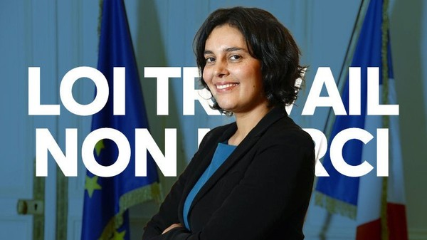 Loi travail : non, merci @MyriamElKhomri ! #loitravailnonmerci