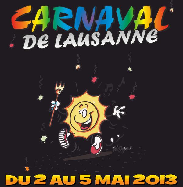 29me Carnaval de Lausanne du 2 au 5 mai 2013