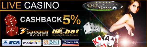 Agen Judi Sbobet Casino Online Indonesia | 99 Bola