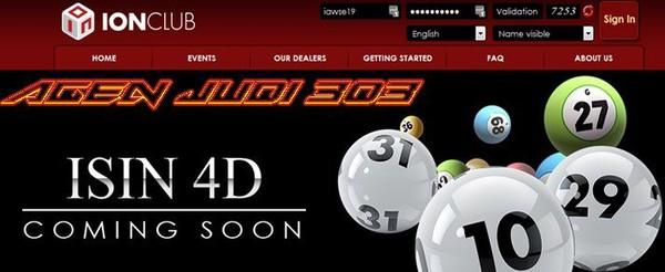 Bandar Casino Ion Online Terbaik