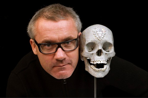 World's Richest Living Artist #1 Damien Hirst