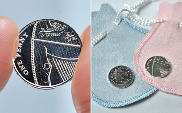 Duchess of Cambridge: Babies born on the same day will receive a silver coin - Telegraph