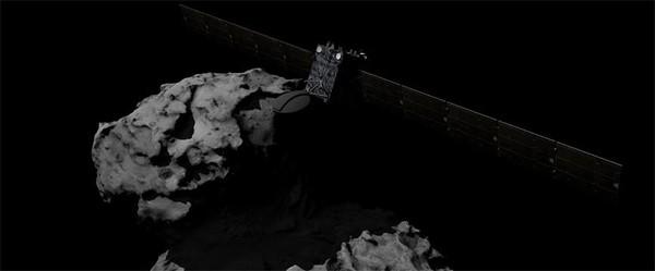 Mission Rosetta : Vivez en direct la fin d'une odyssée de l'espace !