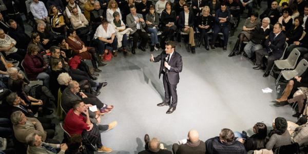 Macron An II : des coups de canif dans l'objectif - Faire Face - Toute l'actualité du handicap