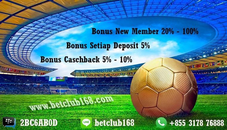 Bursa Taruhan Judi Bola Online Bonus Terbesar