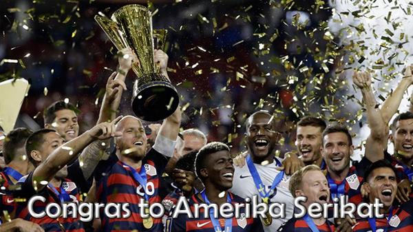 Amerika Serikat Kembali Merebut Juara Ke Enam kalinya