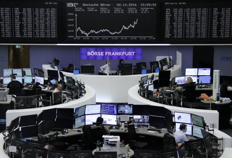 Les marchés européens inquiets avant le référendum italien et les élections autrichiennes
