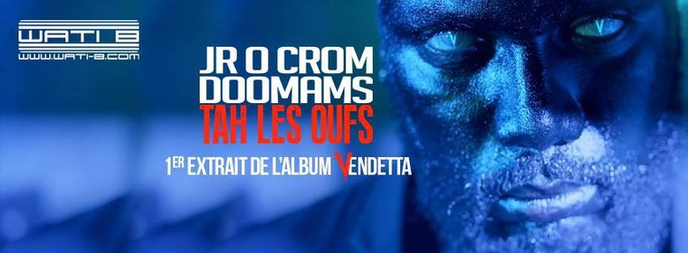 "Jr o Crom et Doomams balance la date de sortie de "" Vendetta """