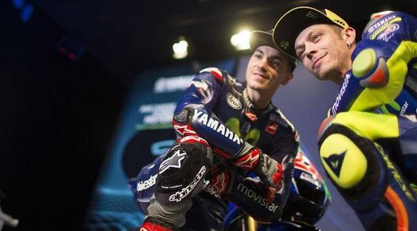 Tim Yamaha dan Pembalapnya Masih Memiliki Kandidat Calon Juara Dunia