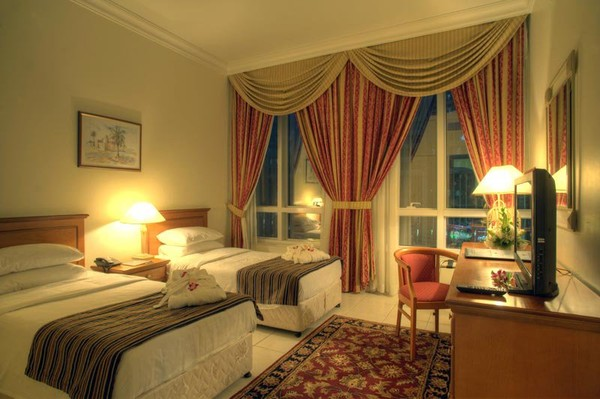 Book a luxury accommodation in Abu Dhabi for an opulent experience
