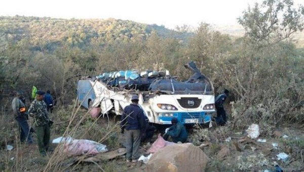 L'accident mortel d'un bus de touristes belges au Kenya dû à un défaut technique?
