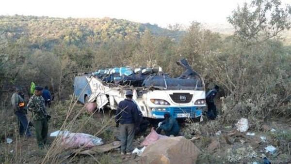 L'accident mortel d'un bus de touristes belges au Kenya dû à un défaut technique?