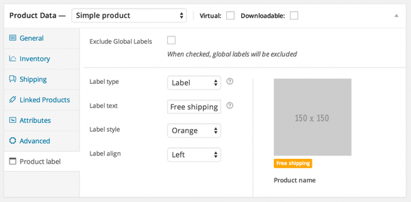 WooCommerce Advanced Product Labels 1.1.0 Extension - Get Lot