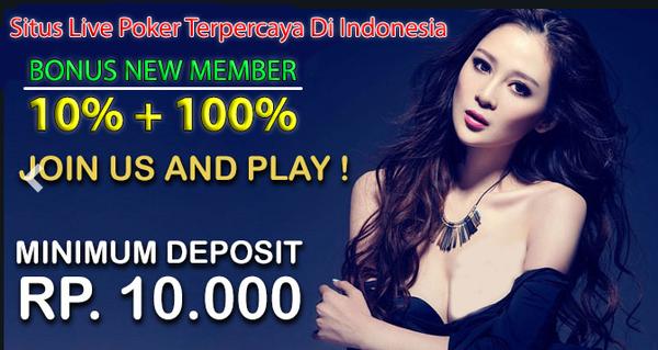Situs Live Poker Terpercaya Di Indonesia