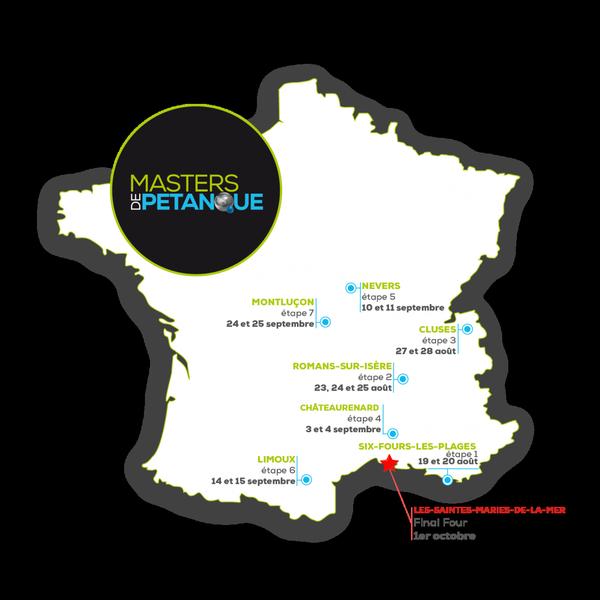 Programme - Masters de Pétanque