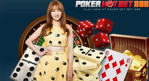 Bandar Judi Domino QQ Terpercaya Pokerhotbet888