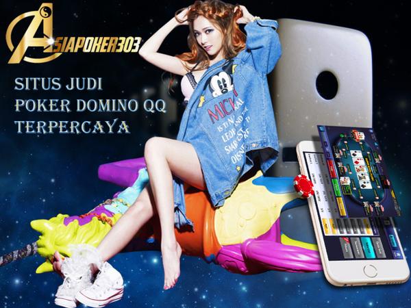 Situs Asia Poker Terpercaya Agen Judi Asiapoker303 Domino Online Indonesia