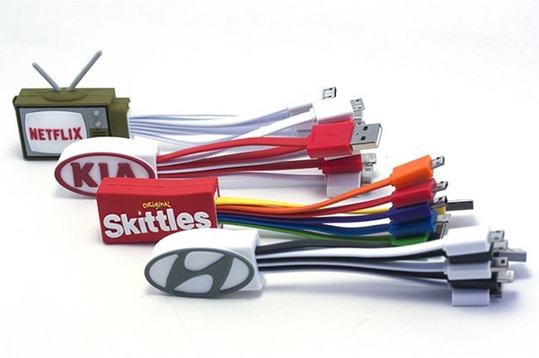 Custom PVC Cords | USB Promos