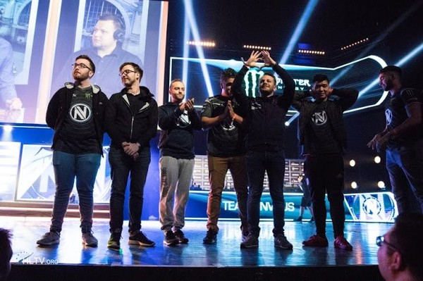 ENVYUS BEAT HEROIC TO WIN DREAMHACK ATLANTA - Gosugames