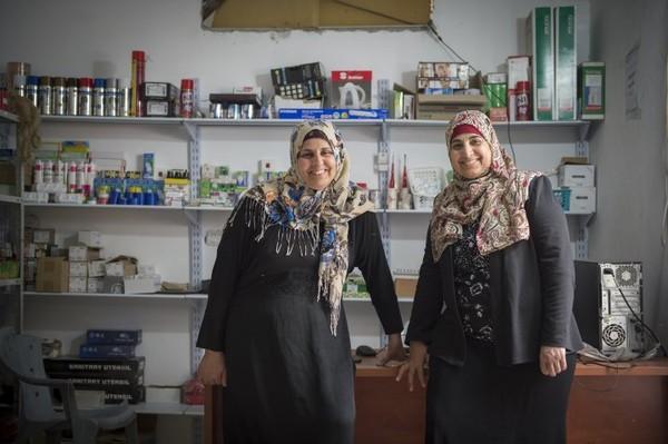La Palestine au féminin