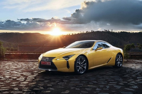 New LC 500 makes us wonder why Lexus doesn't have a GT reputation yet?