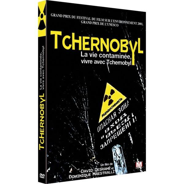 Tchernobyl, la vie contaminée, vivre avec Tchernobyl (DVD)