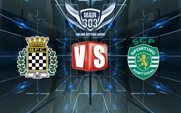 Prediksi Boavista vs Sporting CP 27 September 2015