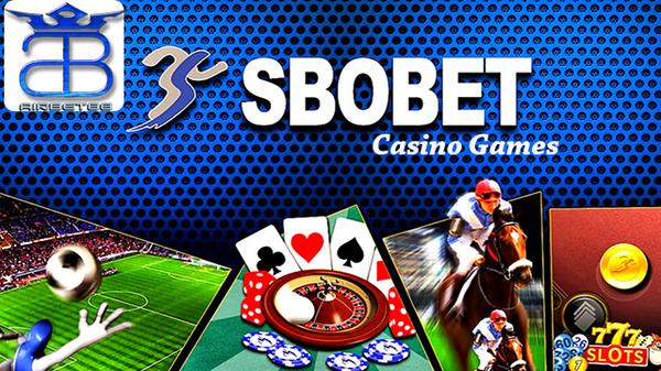 Bermain SBOBET Casino games melalui smartphone